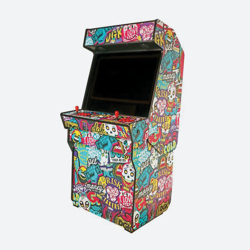 Collage Arcade Game