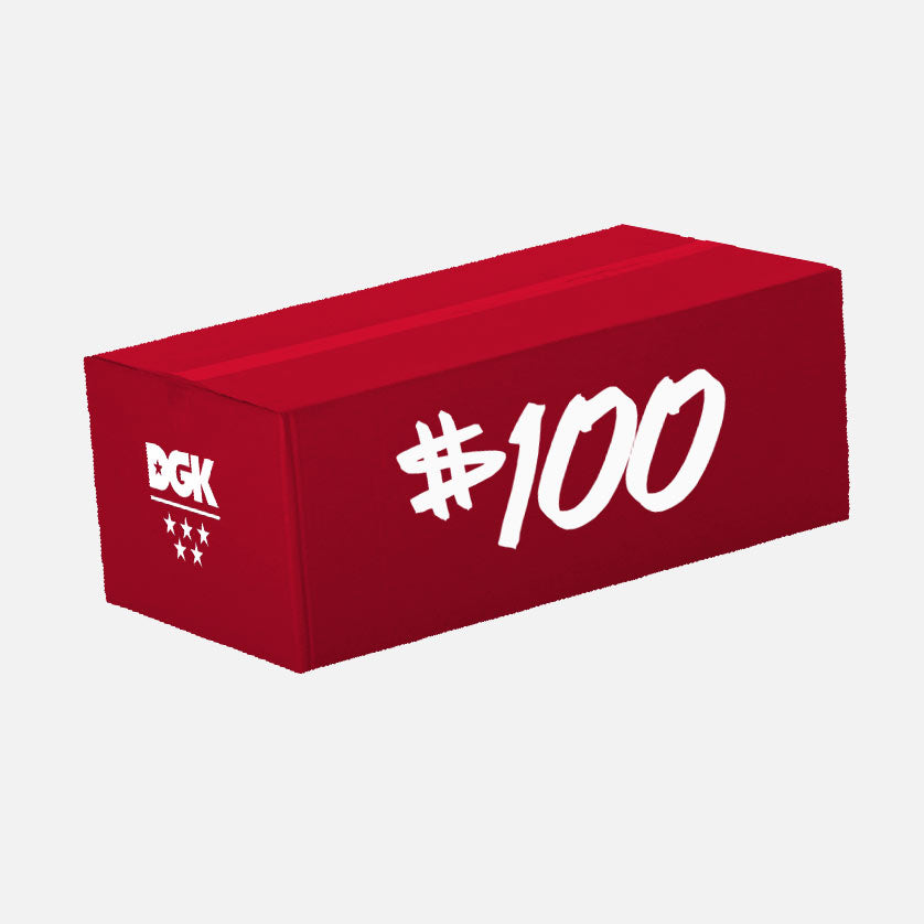 DGK Skate Ghetto Box