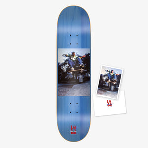 "DGK x Gee Stevie 8.06"" Skateboard Deck"