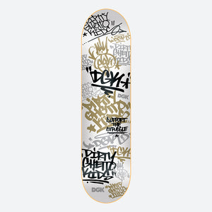 "DGK Summer School 8.0"" Skateboard Deck"