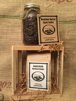 Bourbon Barrel Coffee Lovers Gift Box
