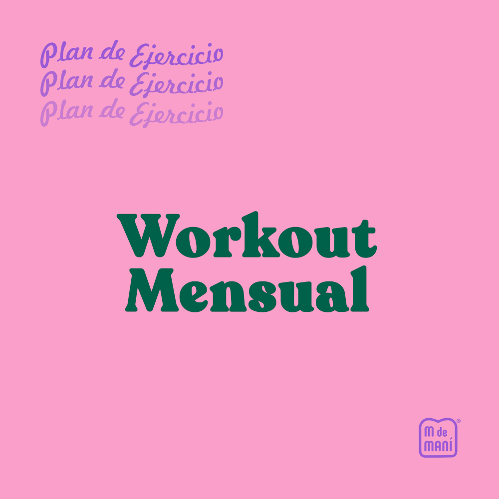 Workout Mensual