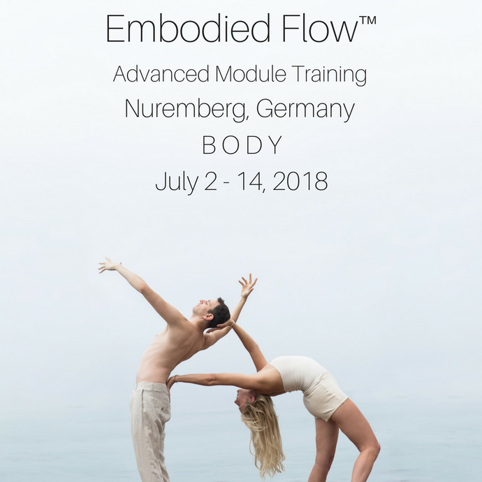 Embodied Flow™ Body Module, Nuremberg