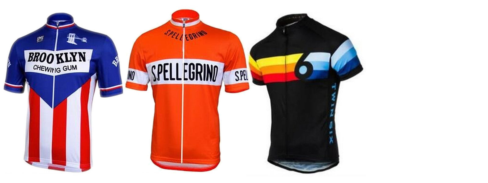 The best selling cycling jerseys