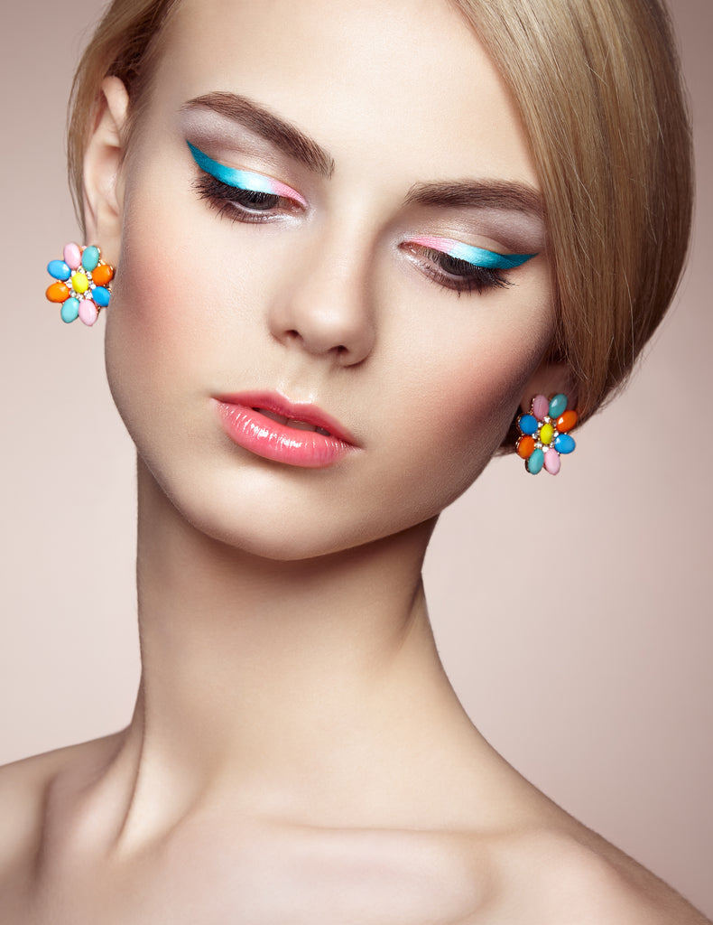 Makeup Trend: POP of Color!