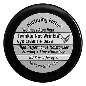 Twinkle Not Wrinkle Eye Cream Base + HD Eye Primer