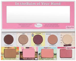 The Balm In Thebalm Of Your Hand Vol. 2 Palette