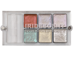 Iridescent Alcohol based palette