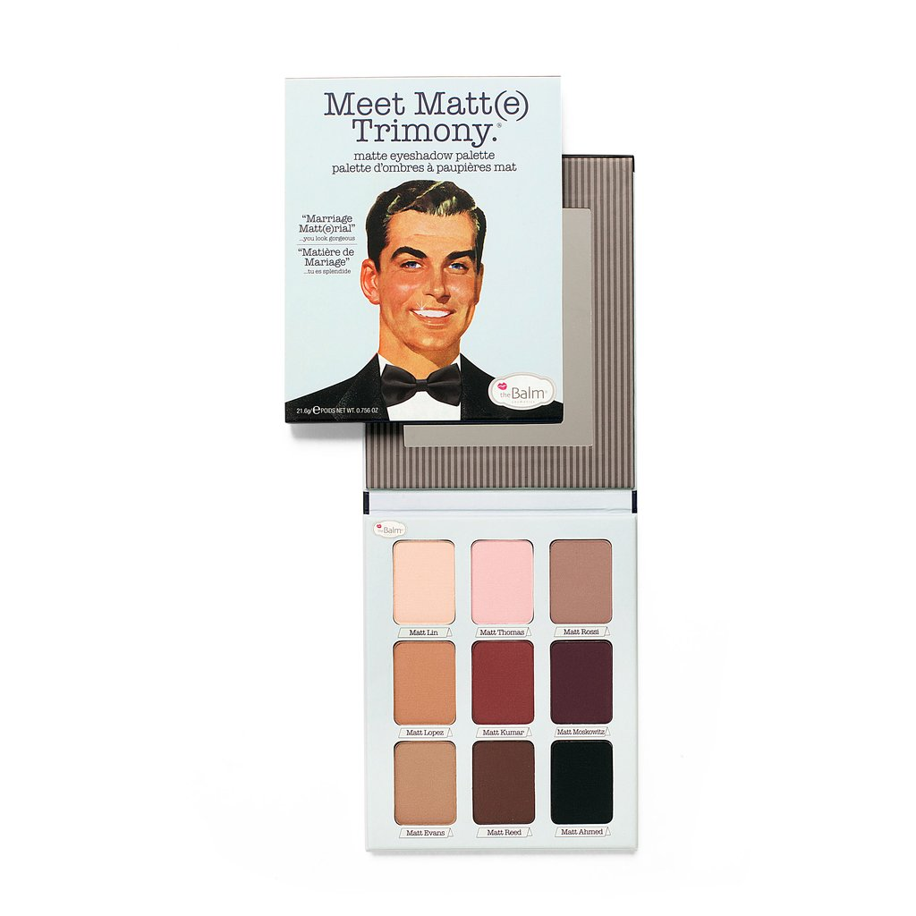 The Balm Cosmetics Meet Matt(e) Trimony Palette