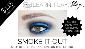Learn, Play, Slay SMOKE IT OUT BOX