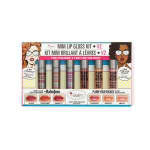 Mini Lip Gloss Kit