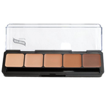 Graftobian HD Glamour Creme Foundation Palette