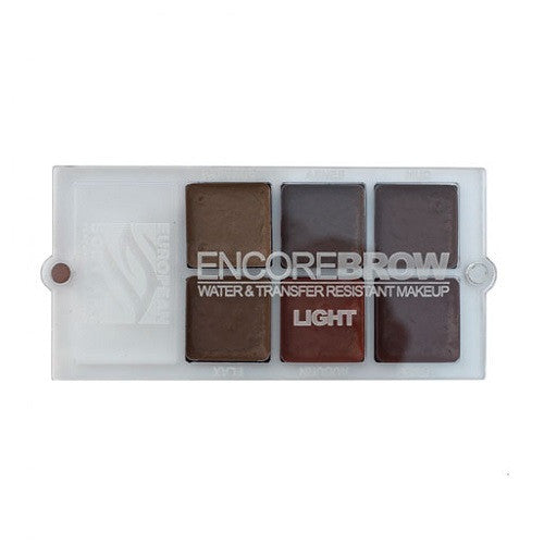 European Body Art EncoreBROW Alcohol Activated Palette