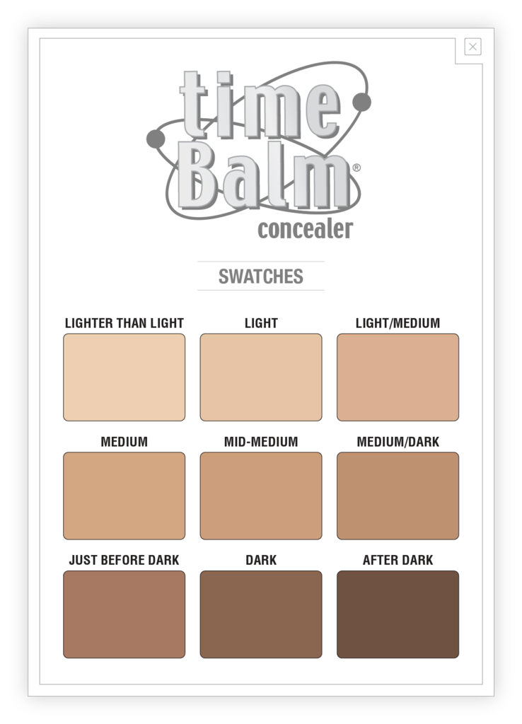 The Balm Cosmetics Time Bomb Concealer