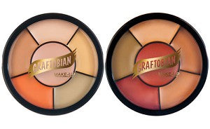 Graftobian Corrector/Neutralizer Wheel