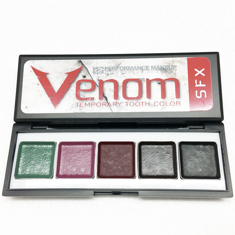 European Body Art Venom Temporary Tooth Color - SFX