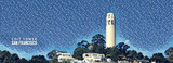 COIT TOWER SAN FRANCISCO - Mug