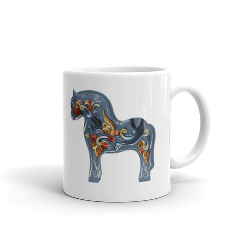 NORWEGIAN TELEMARK HORSES (NORWAY) - Mug