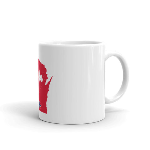 UFF DA WISCONSIN (NORWAY) Coffee/Tea Mug