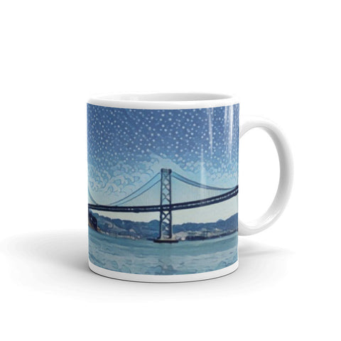 BAY BRIDGE SAN FRANCISCO - Mug