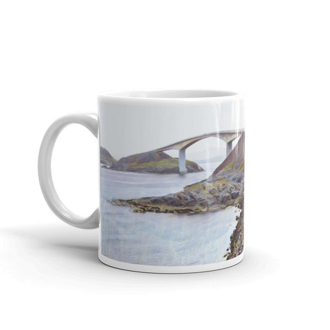 ATLANTIC OCEAN ROAD, NORWAY - Mug