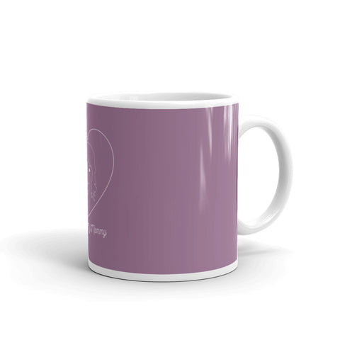 I HEART MY MOMMY - SIGN LANGUAGE - Mug