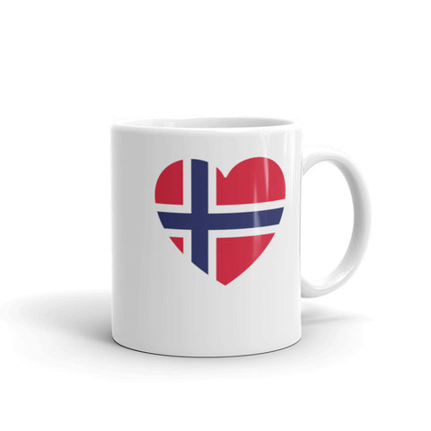 NORWAY HEART Mug