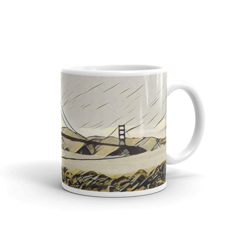 GOLDEN GATE BRIDGE - SAN FRANCISCO - Mug