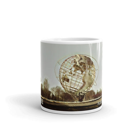 UNISPHERE, FLUSHING MEADOWS, NEW YORK (Vintage) - Mug