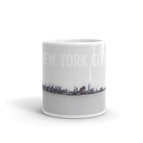 NEW YORK CITY SKYLINE (Subtle) - Mug