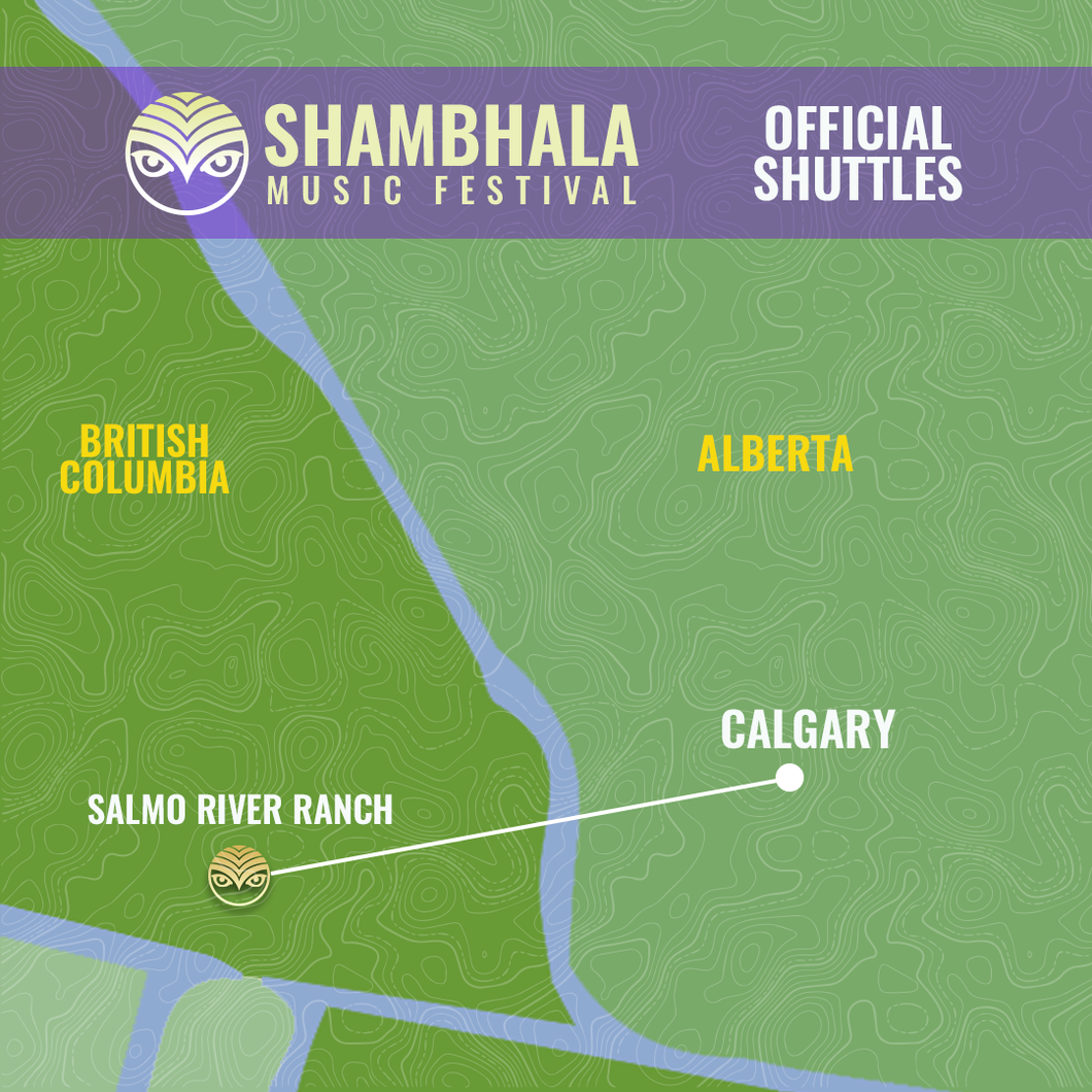 Calgary TO SMF Guest Shuttle