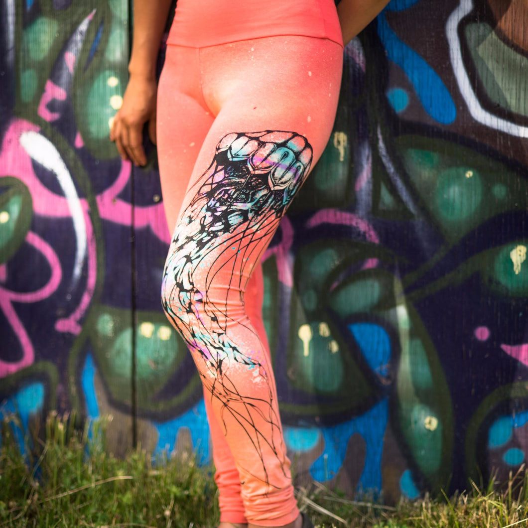 SOW Jellyfish Yoga Legging
