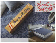 American Bedding Cooling Gel Memory Foam Mattress Topper