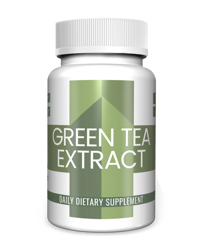 Green Tea Capsules (100 capsules, 250 mg)