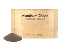 Aluminum Oxide fine powder 220 Grit for Glass etching