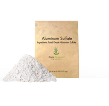 Aluminum Sulfate, Food Grade, Pure Dry Alum, Hide Tanner, Water treatment, thickener, Soil acidifier