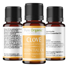 Clove Pure Essential Oil 15 ml