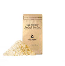 Egg Replacer  (Soy Flour)
