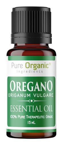 Oregano Pure Essential Oil 15 ml by Pure Organic Ingredients, is known as a popular cooking spice, Oregano also acts as a powerful cleansing agent, and offers powerful antioxidants.