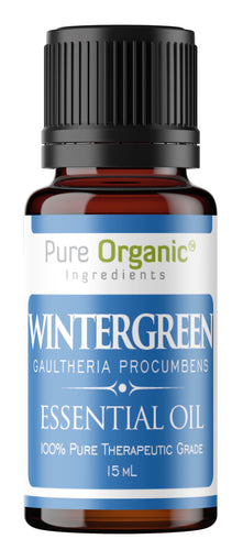 Wintergreen Pure Essential Oil 15 ml