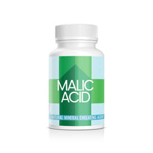 Malic Acid Chelating Supplement, 100 Veggie Caps, 600 mg per serving, Mineral Chelation Supplement, Remove Heavy Metal, Boost Energy Production, Alpha Hydroxy Acid (100 caps)