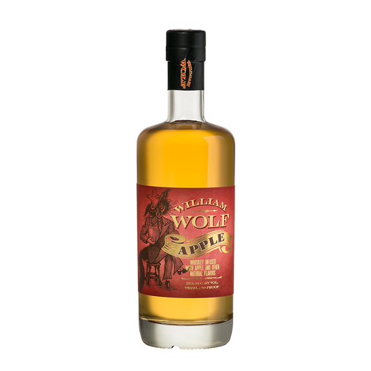 William Wolf Apple Whiskey