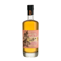 William Wolf Peach Whiskey