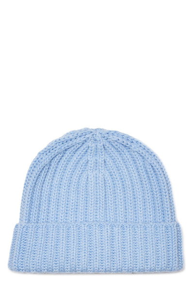 English Rib Knit Beanie