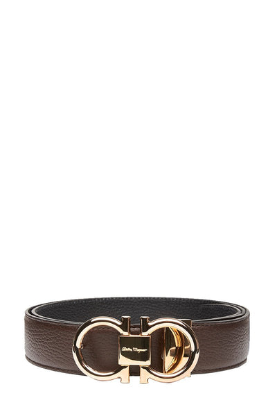 Salvatore Ferragamo, Reversible Gancini Belt