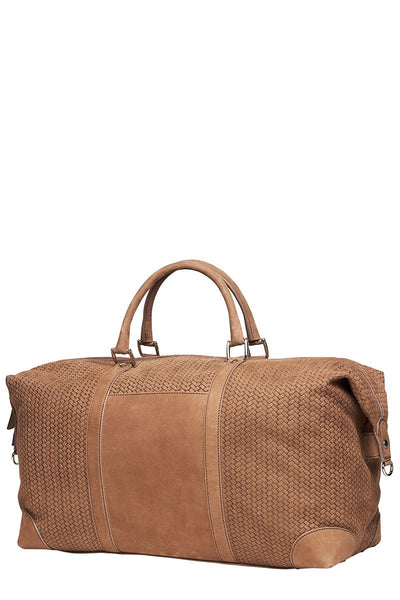 Dell'ga, Herringbone Weekender Bag