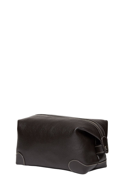 Dell'ga, Leather Dopp Kit