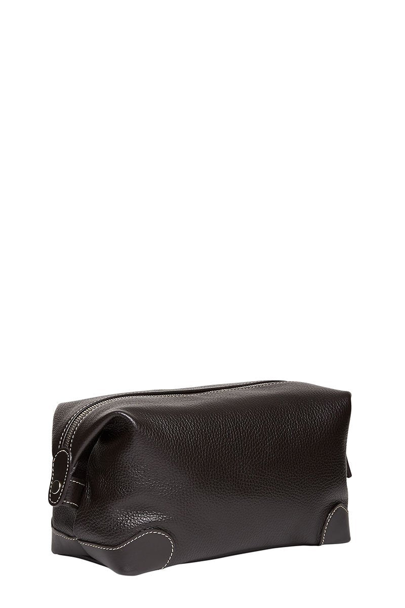 , Leather Dopp Kit