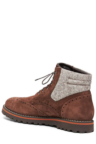 Polacco Perforated Boots