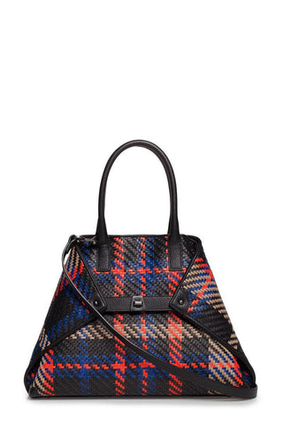 Akris, AI Braided Messenger Bag